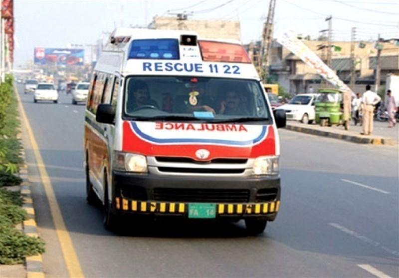 مسافر بس اور ٹرک کا خوفناک تصادم؛ 6 افراد ہلاک 15 زخمی