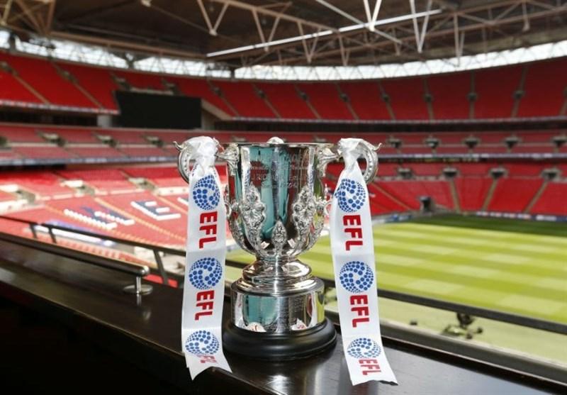 دربی لندن در نیمه نهایی جام اتحادیه انگلیس برگزار میشود