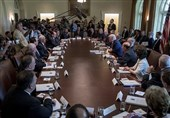 ترامپ مانع افزایش حقوق اعضای کابینه و مقامات ارشد سیاسی شد
