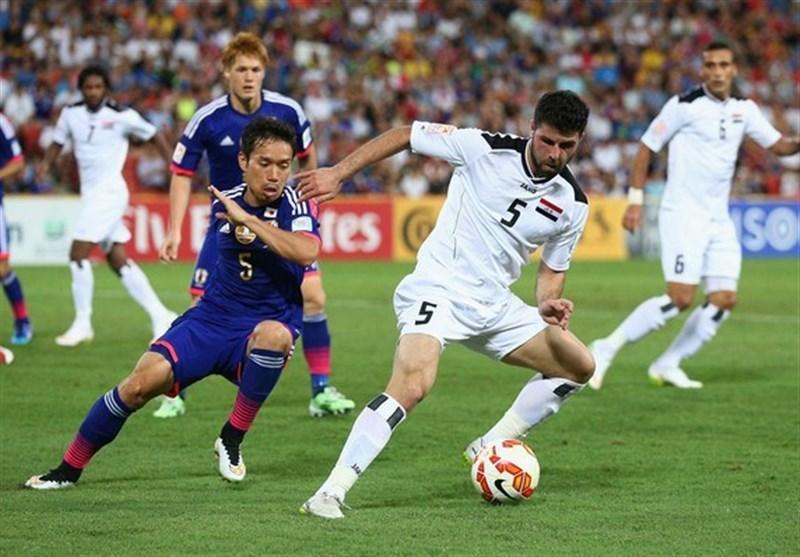 فوتبال ژاپن عراق