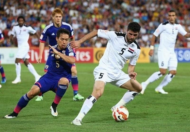 التعادل یحسم مباراة العراق والیابان فی التصفیات الآسیویة لکأس العالم
