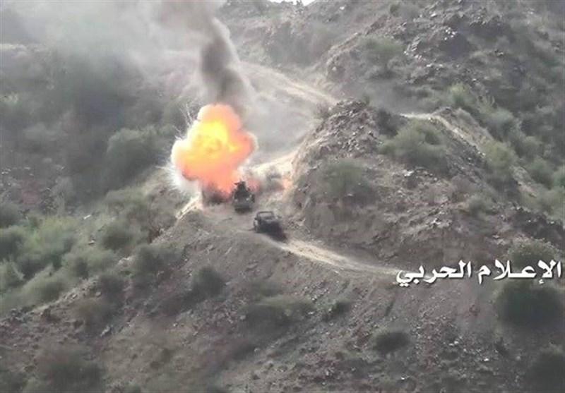 مصرع 6 جنود سعودیین إثر استهداف تجمع لهم بصاروخ موجه خلف الشبکة فی نجران