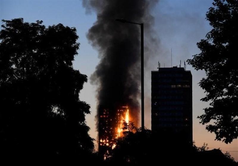 Huge Fire Engulfs 27-Storey London Tower Block, People Injured