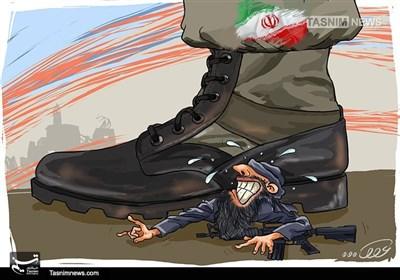 ایران میں داعش کی باقیات کا خاتمہ