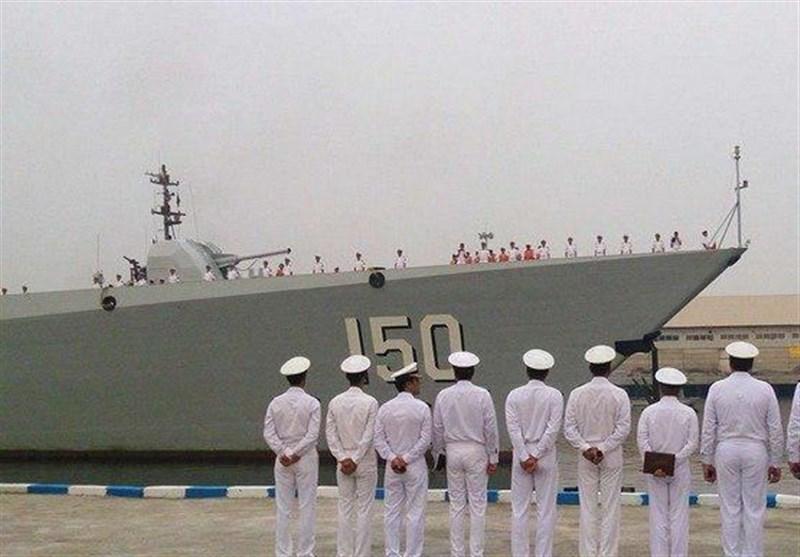 ایرانی اور چینی بحری بیڑوں کی آبنائے ہرمز میں جنگی مشقوں کا آغاز کل سے ہوگا