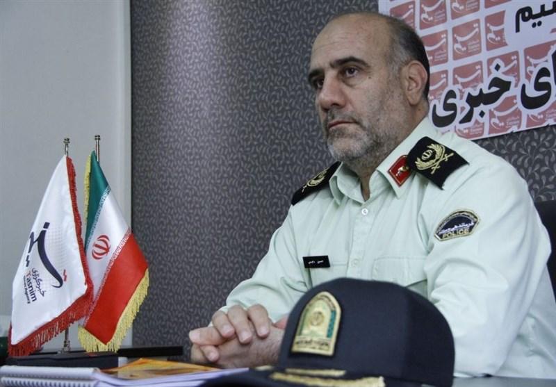 استقرار پلیس در 600 نقطه تهران