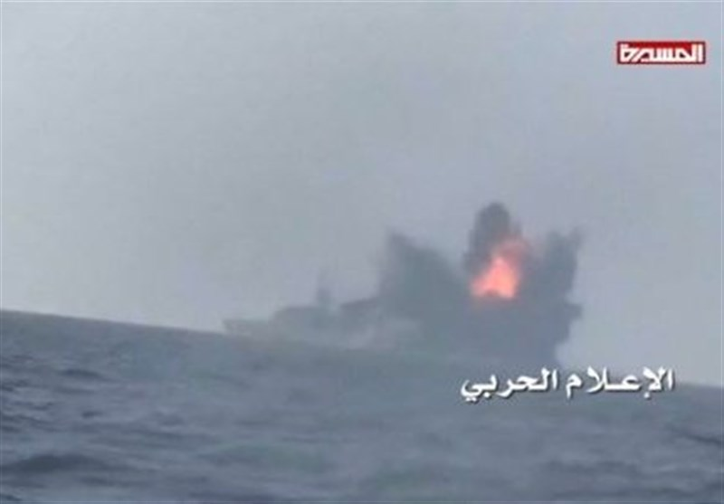 Yemeni Forces Hit Saudi Frigate in Red Sea