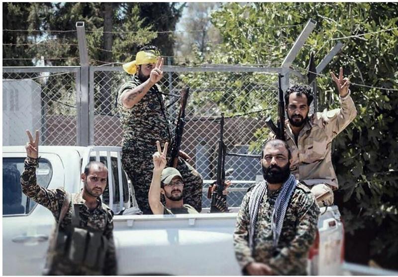 استقرار رزمندگان «نُجَباء» در نوار مرزی عراق و سوریه