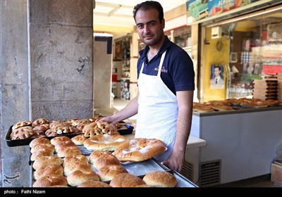 Damascus in Festive Mood in Ramadan