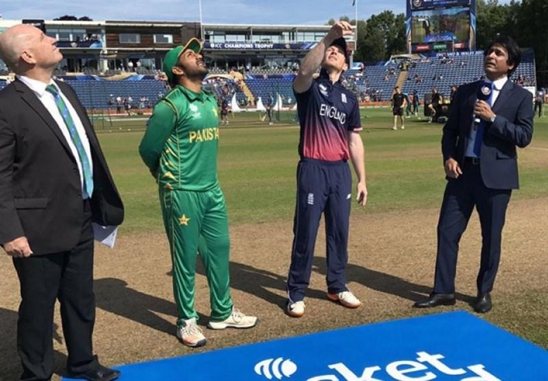 پاکستان نے ٹاس جیت کر برطانیہ کو بیٹنگ کی دعوت دے دی