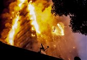 At Least Six Die in Grenfell Tower Blaze but Death Toll Expected to Rise