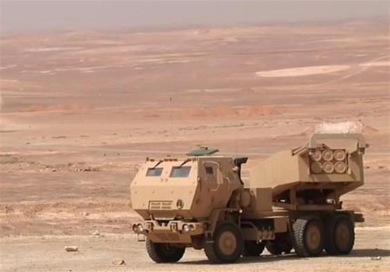 سیستم توپخانه ای هیمارس HIMARS آمریکا در سوریه