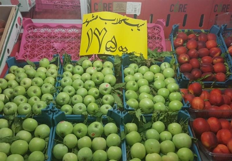 کاهش قیمت میوه بعد از اجرای طرح سهمیه بندی بنزین