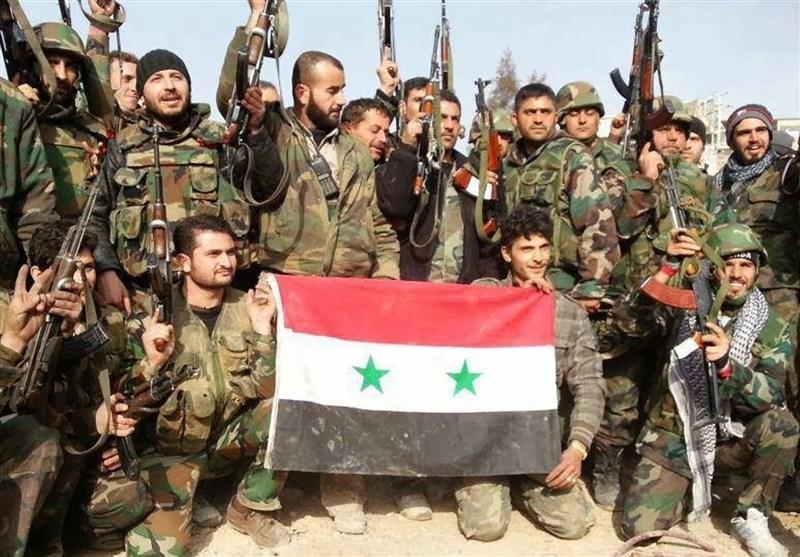 القوات السوریة