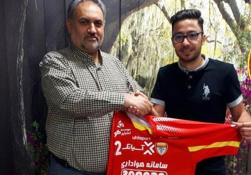 عاشوری: امیدوارم با فولاد هم قهرمانی در ایران را تجربه کنم - روز انلاین