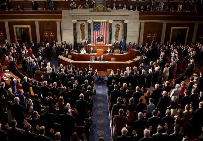 196 عضوا فی الکونغرس الامیرکی یرفعون دعوى قضائیة ضد ترامب