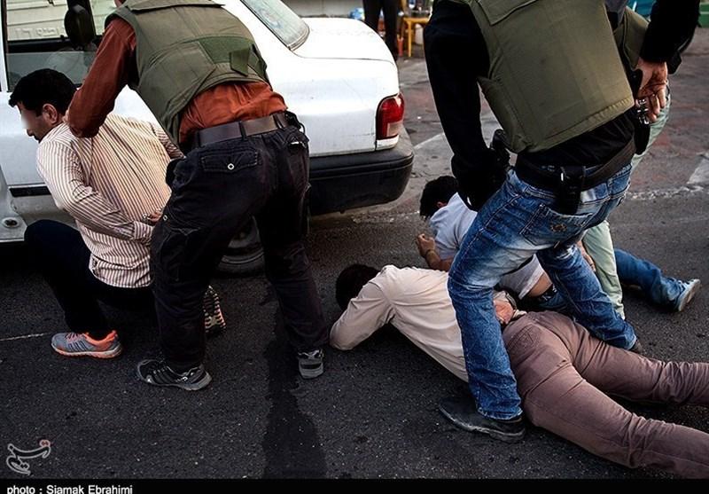 Five Terrorists Arrested, Two Killed in Southeastern Iran