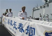 Chinese Naval Fleet Docks in Southern Iran for Joint Drill