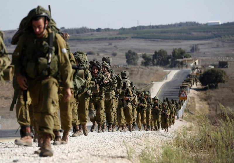 اصابة 150 جندیا إسرائیلیا بمرض غامض وإخلاء قاعدة عسکریة