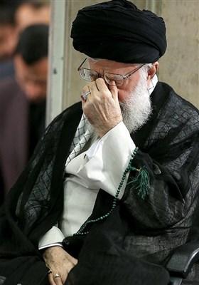 تہران؛ امام خامنہ ای کی موجودگی میں شہادت امام علی علیہ السلام کی مناسبت سے مجلس عزاء