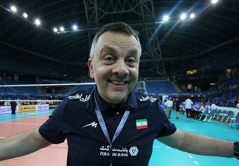 First World Medal Very Important for Iran: Igor Kolakovic