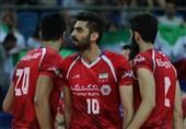 لیگ ملتهای والیبال| غفور امتیازآورترین بازیکن زمین شد
