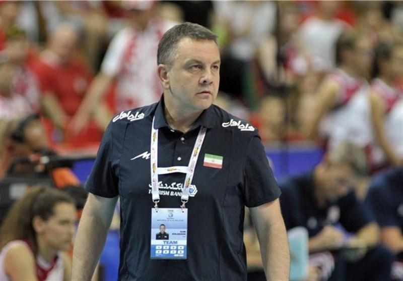 Igor Kolakovic Rues Iran Volleyball Lack of Confidence