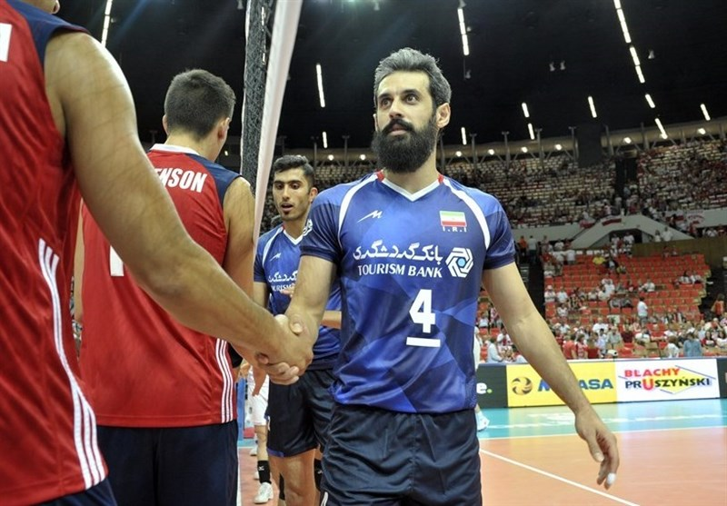 Saeid Marouf: We Could Come Back in Third Set against USA