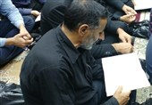 نجوای عاشقانه اندیمشکیها در شب نزول قرآن+تصاویر