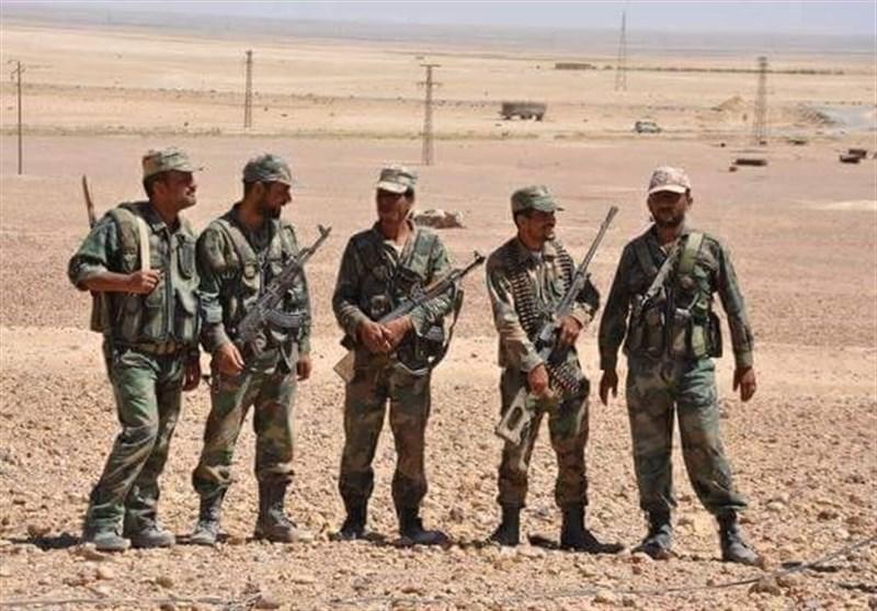 سنعلن نهایة مشروع داعش فی سوریا قریباً لحظة تحریر دیر الزور +صور
