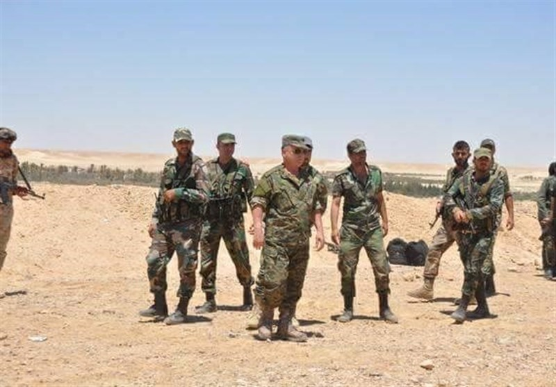 Syria Army in Full Control of Eastern Countryside of Homs