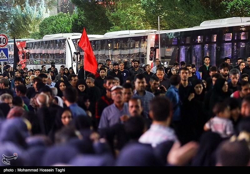 200 دستگاه اتوبوس برای بازگشت زائران گیلانی به مرز مهران اعزام شد