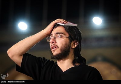 شب شہادت امام علی علیہ السلام؛ تہران میں عوام کی عبادتیں