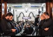 مراسم اربعین شهدای حادثه تروریستی مجلس برگزار شد