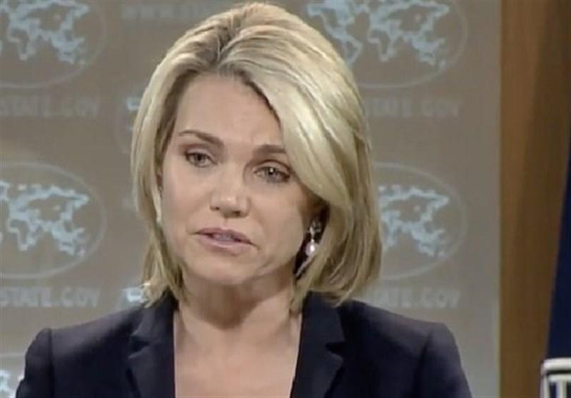 هیثر ناورت، سخنگوی وزارت خارجه آمریکا