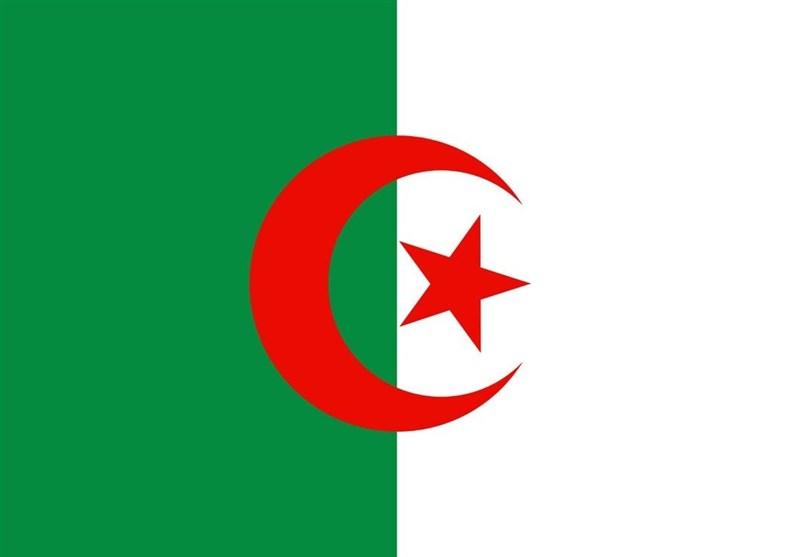 پرچم الجزایر