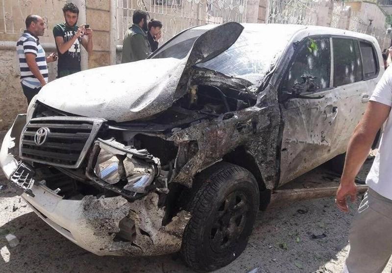 انتحاری یستهدف شرعی جبهة النصرة عبد الله المحیسنی فی إدلب +صور