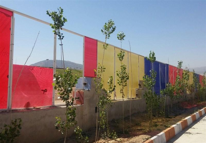 عملیات ساخت نخستین پارک بانوان در استان ایلام آغاز شد