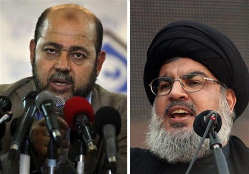 Hamas Yetkilileri Hizbullah İle Görüştü