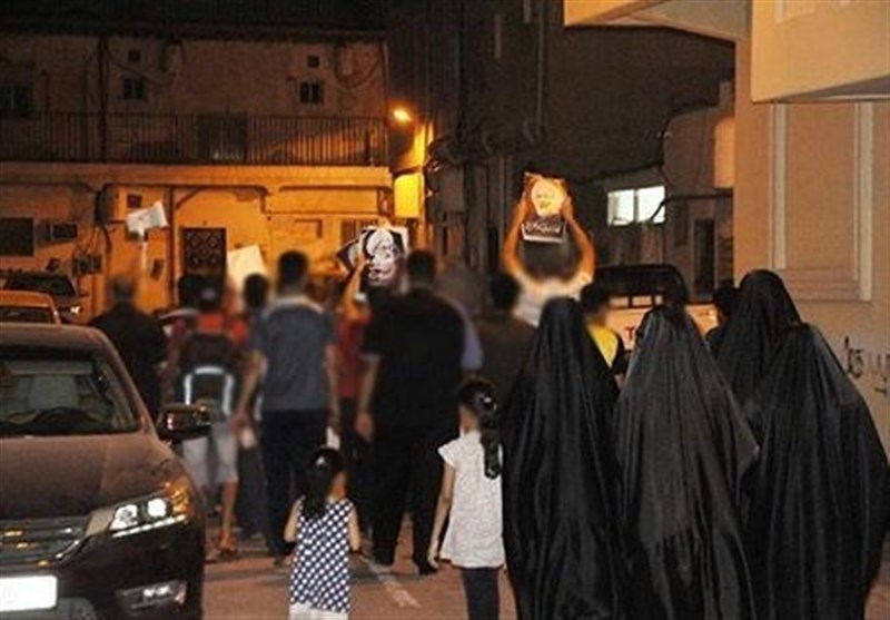 Bahrainis Stage Protests against Sheikh Qassim's House ...