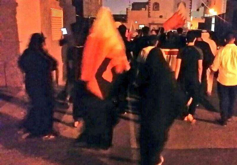 Bahreyn Halkının İtirazları Devam Ediyor