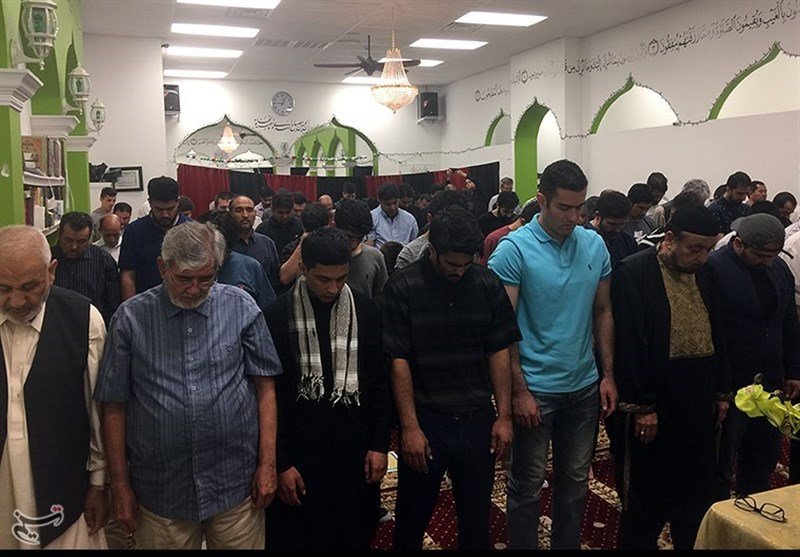 Iranian, Afghan Muslims Attend Religious Ceremony in Virginia