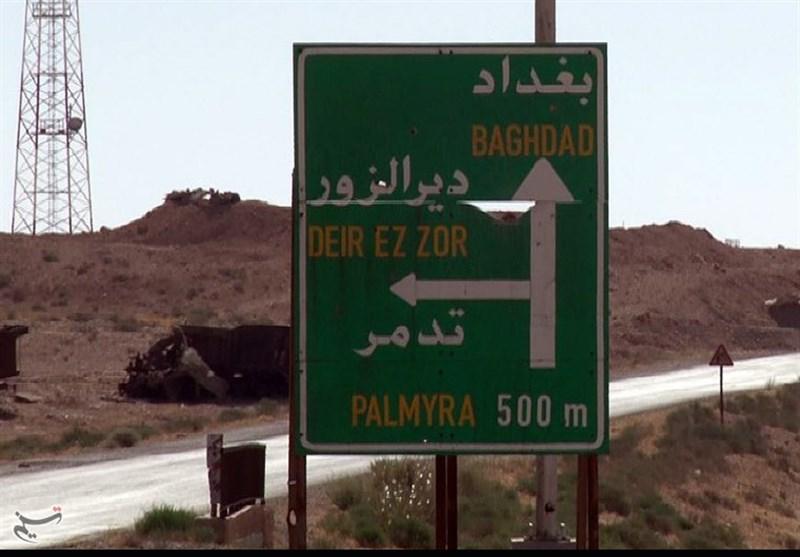 سوریه/مرز سوریه و عراق/1