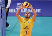 تقاضای فدراسیون والیبال برزیل از تیم لوبه