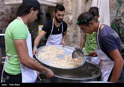 دمشق میں ماہ مبارک رمضان