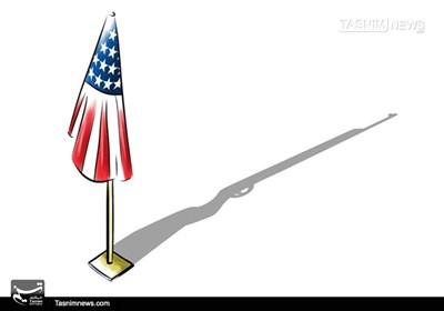 کاریکاتور/ آمریکا بدون رتوش !!!