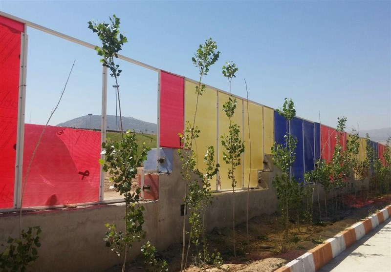 پارک بانوان یاسوج به بوستان ولایت متصل میشود