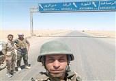 الجیش السوری یحقق تقدما واسعا فی ریف الرقة الجنوبی .. ویواصل معارکه بصحراء حمص +صور