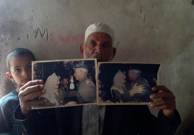 غزہ میں وہ ایرانی سپاہی جس کی نظریں وطن کی یاد میں دھندلا گئی ہیں + ویڈیو