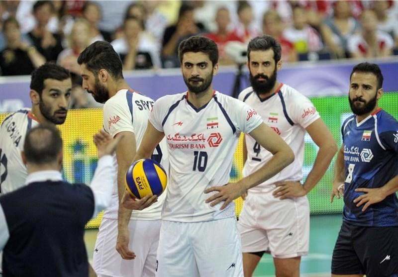 مسابقه ایران و لهستان